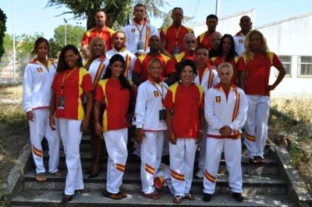 Adquiere tu chandal de la selección española IFBB
