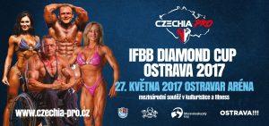 IFBB Diamond Cup Ostrava (Rep. Checa) @ OSTRAVAR ARENA in Ostrava, Ruská Str. 3077/135. | Chequia