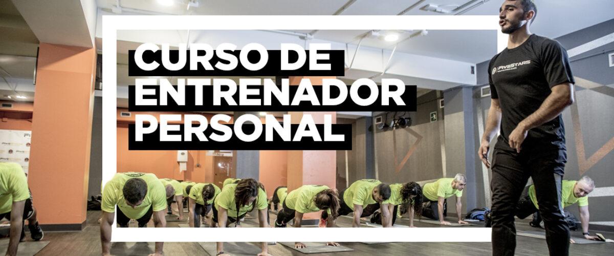 IMAGEN CURSO ENTRENADOR PERSONAL