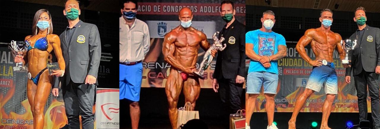 Trofeo Nacional Ciudad de Marbella FEFF IFBB 2020: Resultados