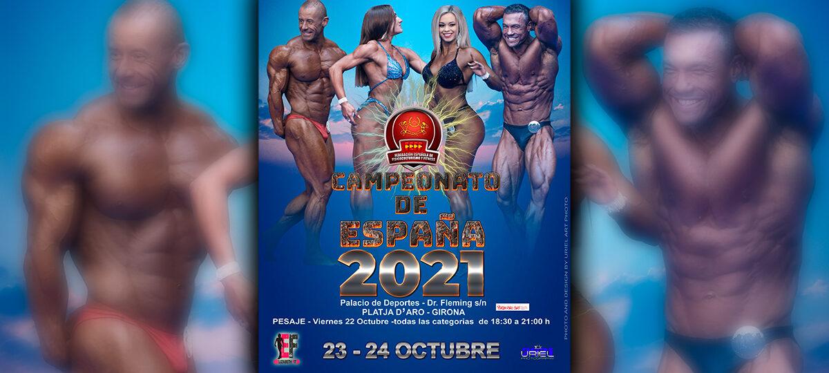 CAMPEONATO DE ESPAÑA 2021 top